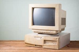 Old Desktop Computer
