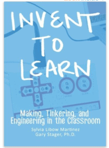 Cover of book about Makerspaces