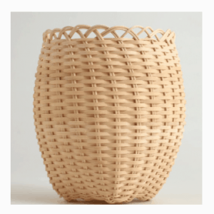 Basket Weaving by Eric Stark