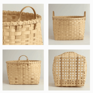 Basket Weaving by Eric Stark