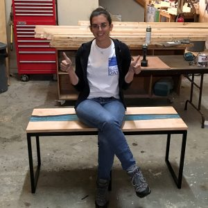 River table student